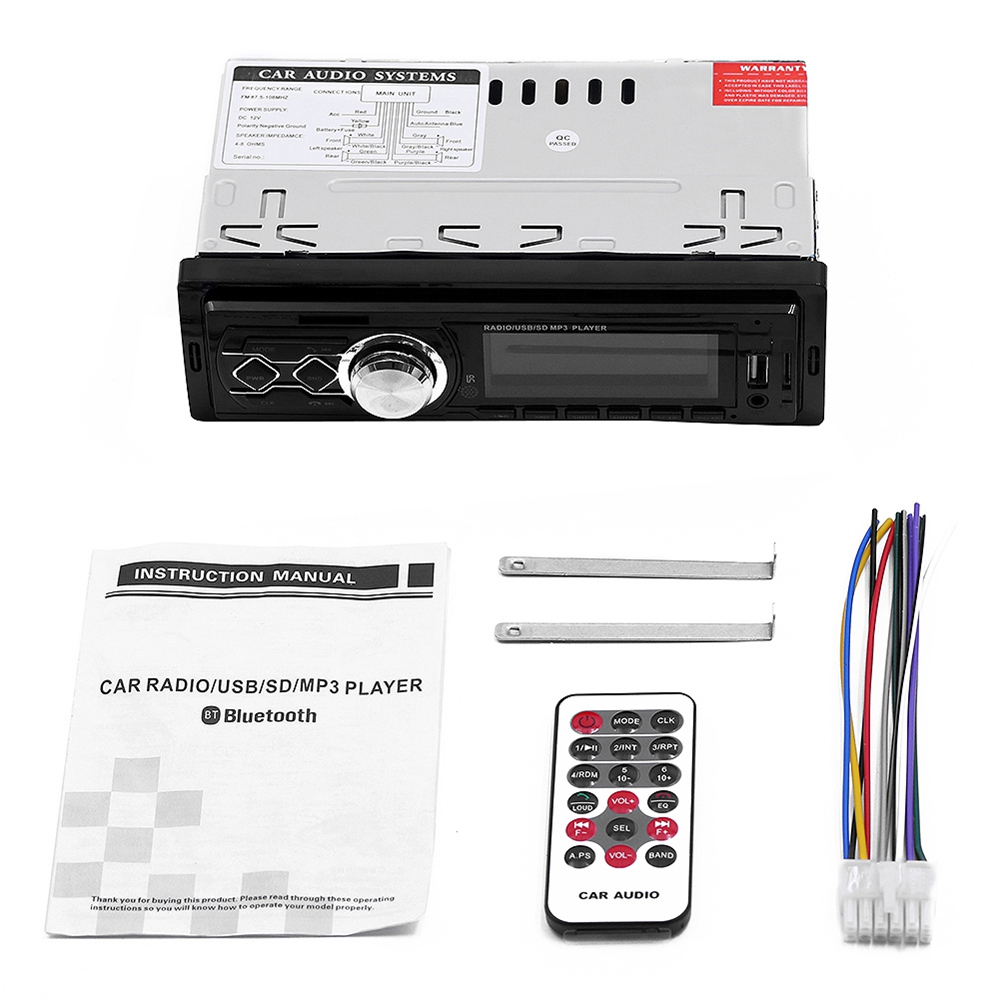 Tragbares Audio & Video 12 V Fm Radio Stereo Empfänger Mp3 Wma Wav Flac Auto Entlastung Von Hitze Und Sonnenstich