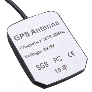 Image 5 - 10pcs 3 Meters Universal GPS Antenna For VW RNS310 MFD2 MFD3 Aerial for Audi Passat for Mercedes for Benz Fakra 1575.42MHz