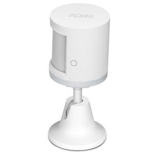 Image 5 - Sensor de movimento humano aqara sem fio, conexão zigbee com segurança de movimento