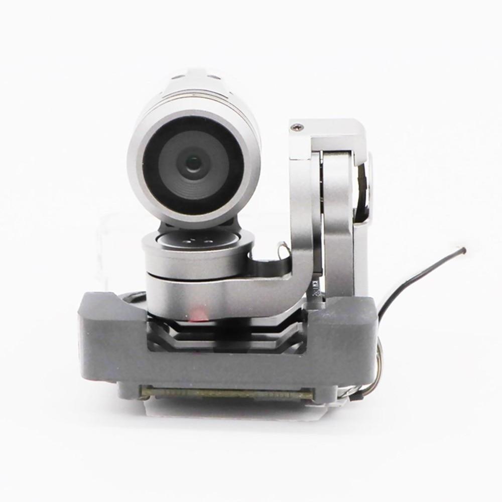 Drone Gimbal камера с доска для DJI Мавик Pro замена Ремонт Запчасти видео RC Cam оригинального дрона интимные аксессуары
