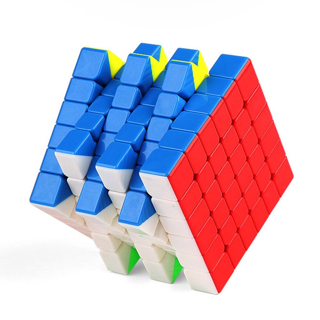 YJ8264 GTS M Version magnétique 6x6 Cube magique pour Traning cérébral-coloré
