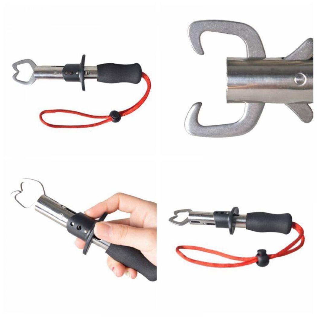 "ABS Plastic Fish Lip Grip 6//10/"" Fishing Gripper Floating Lip Grip Gripper Holder"