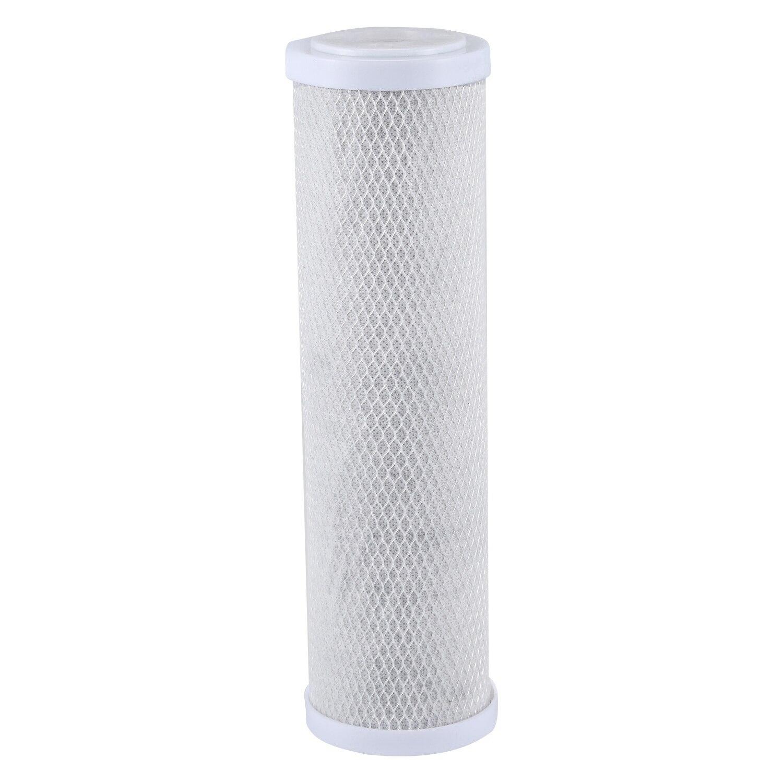 3 Piezas Universal 10 Pulgadas Purificador De Agua Para El Hogar Filtro De Bloque De Carbono-reemplazar Filtro Purificador De Agua Cto Descuentos En Venta