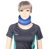 Neck Pain Relief protect neck Health care Posture Corrector Adjustable Neck Brace Support Sponge Cervical Collar Stiff