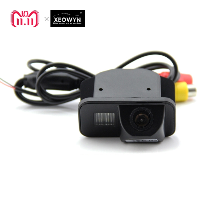 Car Reverse CCD Camera For <font><b>toyota</b></font> <font><b>corolla</b></font> 2007 2008 <font><b>2009</b></font> 2010 Car Rear View Camera Rearview Backup Camera image