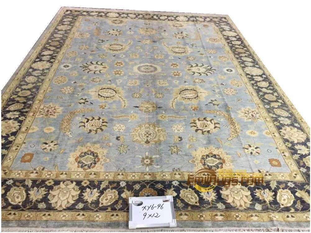 Original single export Turkish handmade carpets OUSHAK Ozarks pure wool carpet XY-96  9x12gc47zieyg28Original single export Turkish handmade carpets OUSHAK Ozarks pure wool carpet XY-96  9x12gc47zieyg28