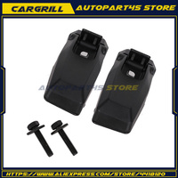 1set Rear Liftgate Glass Window Hinge Right Left 57010061AB 57010060AB for Jeep Liberty 2008 2009 2010 2011 2012 #