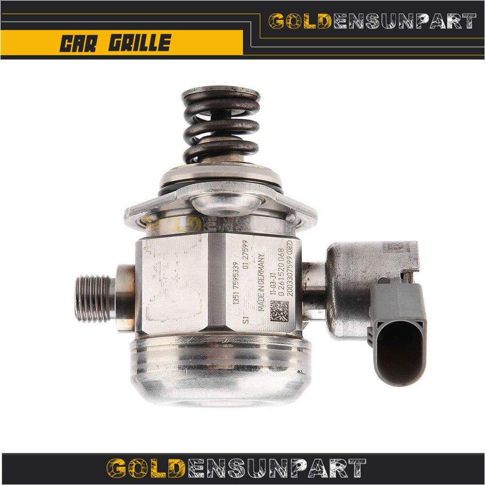 Pompe à essence pour BMW 550i 650i 750i X5 X6 13517595339 fabriquée avec de l'aluminium pour une durabilité maximale qualité haute pression
