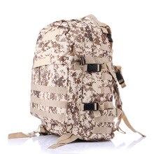 Mochila tática militar esportiva de 40l em 3d, bolsa de viagem ao ar livre para trilhas e acampamento, escalada, montanhismo