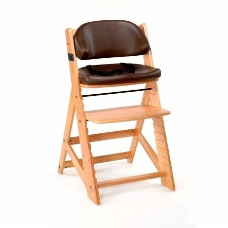 Keekaroo 0055205kr 0002 Height Right Kids Chair Natural With