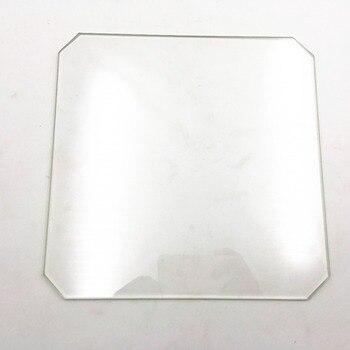 219x219x4 MILÍMETROS placa De Vidro De Borosilicato de Impressora Wanhao Duplicador i3 Anet A8 MP Fabricante Selecionar 3D