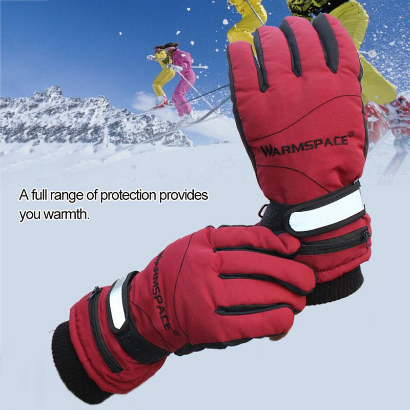 Hand Back Heating Electric Gloves Rechargeable Warm Gloves 4 Hours Heating Waterproof Windproof Ski Cycling Heated Gloves Warmer 20 pcs gdstime dc 5v 50mm x 40mm x 10mm 5010s brushless laptop cooling blower cooler fan 5cm 50 40 10mm
