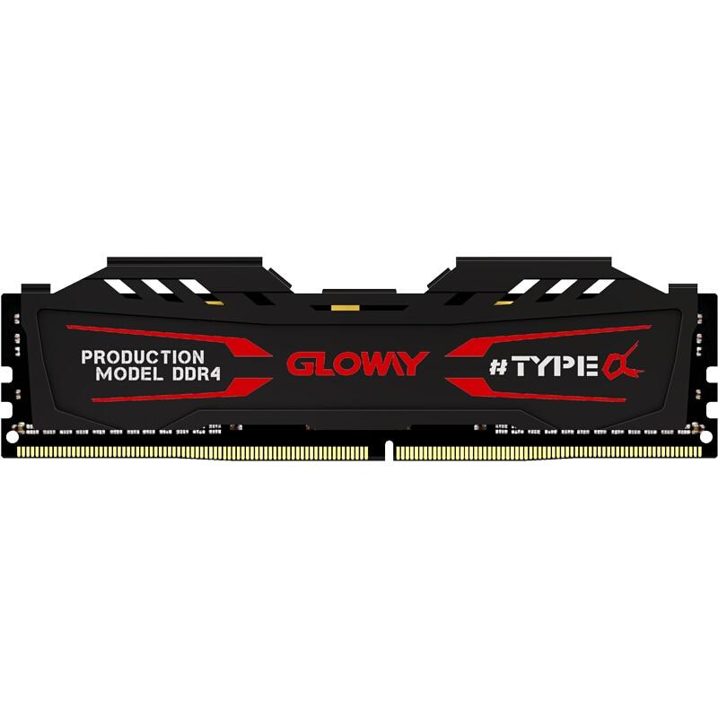 Gloway ram 8 GB DDR4 1.2 V 288pin 2666 MHZ PC4-21300 pour bureau garantie à vie support XMP ram ddr4 8 gb 16g 2666 mhz