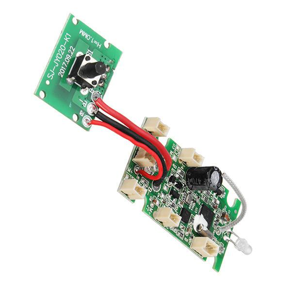 LeadingStar E58 RC Quadcopter Spare Parts Receiver Board with High Hold Mode Switch Board Suitable for Eachine E58 Lahore