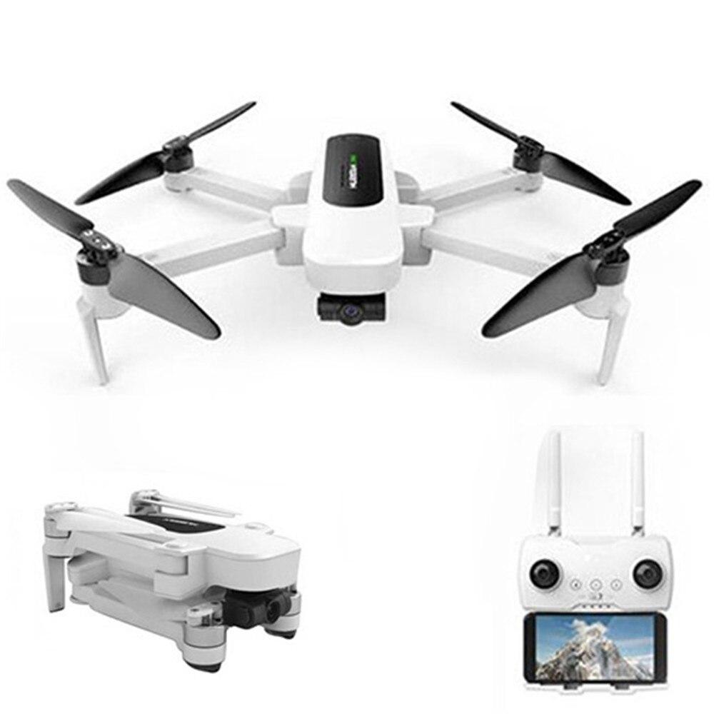 Hubsan H117S Zino Drone RC GPS 5.8G 1 KM FPV avec caméra 4 K UHD 3 axes cardan RC Drone quadrirotor aéronef sans pilote (UAV)-RTF RC hélicoptères Drones