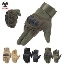 Мотоциклетные перчатки полный палец Открытый Спорт Гонки Защитные дышащие перчатки для HONDA YAMAHA SUZUKI DUCATI BMW KAWASAKI KTM