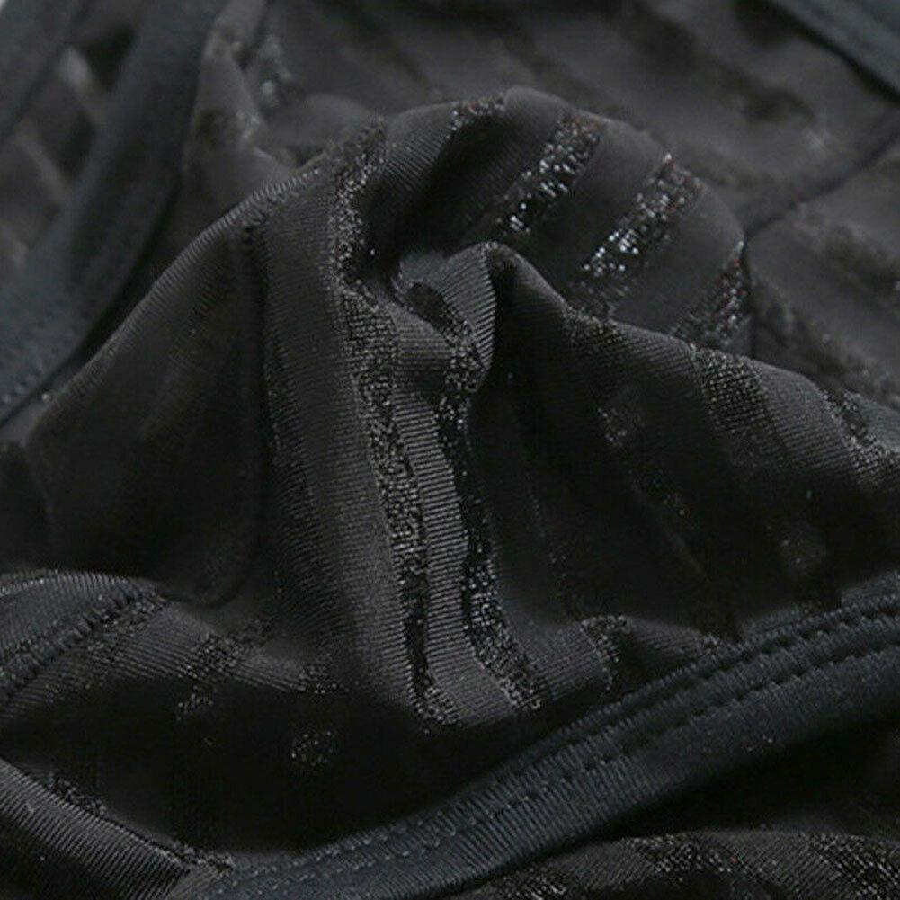 2019 New Men Sexy Underwear G String Panties Boys Thongs Boxer Briefs Lingerie Underpants Homewear Accessories