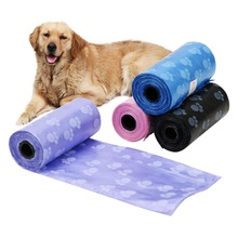 Poop-Bags Degradable Pet-Waste Cat Dog Outdoor 2-Rolls Clean 30pcs Refill-Garbage-Bag