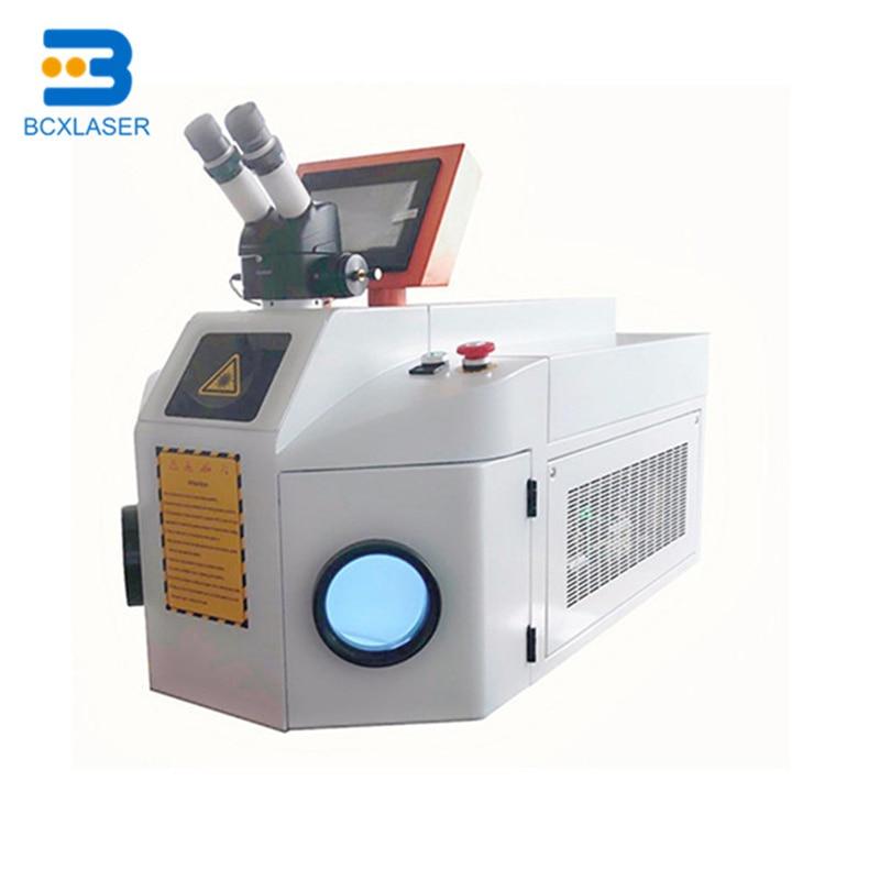 Topone Laser Hot Sale 100W 200W Yag Jewelry Laser Welding Machine For Jewelry Welding Jewelry Repair Dental Goldsmith