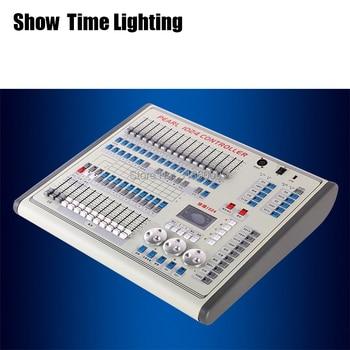 цена на SHOW TIME mini pearl 1024 DMX Controller Stage light DMX console for XLR-3 led par beam moving head DJ light stage effect light