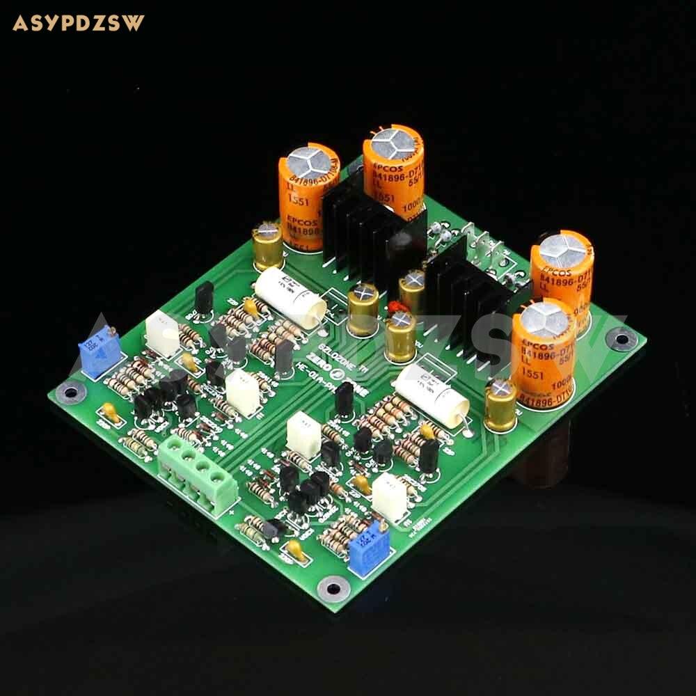 Assemblé HE01A conseil Préamplificateur Base sur Marantz PM14A pré-amp circuit 10 w