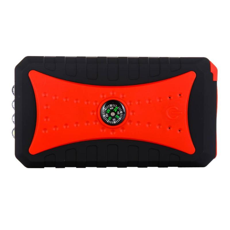 12 V-16 V 50800 mAh Auto voiture saut Starte batterie externe chargeur de téléphone portable avec Signal lumineux pour l'éclairage ou SOS