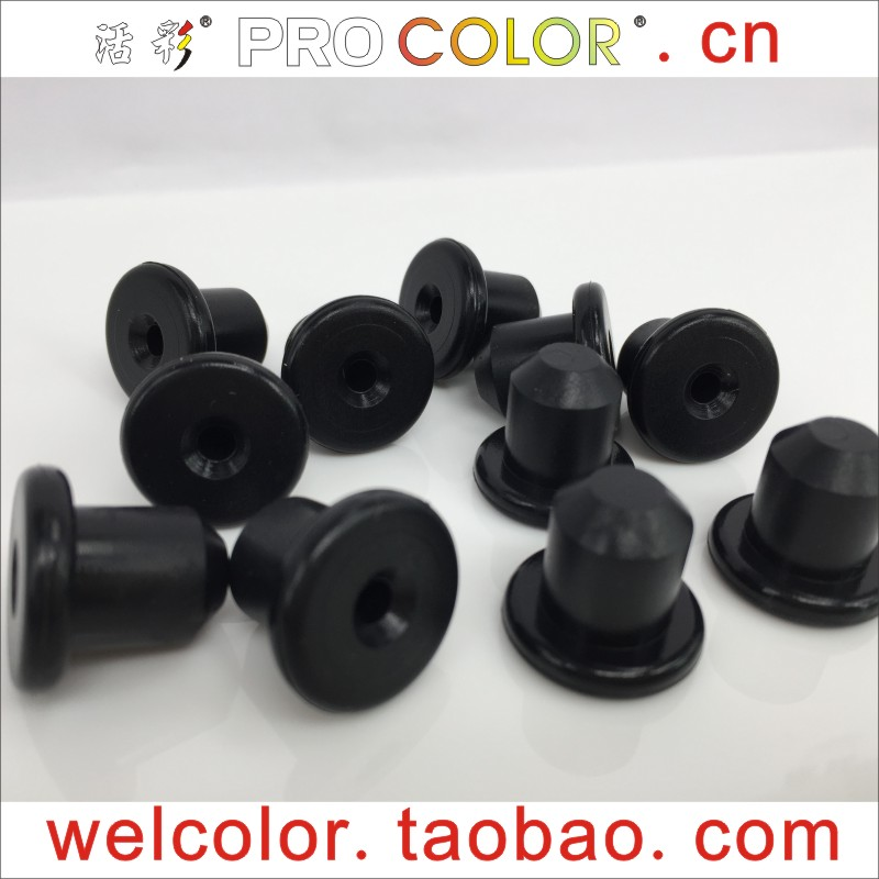 US $12 42 10% OFF|Solid Hole Rubber Components Seal Plug Silicone Pipe  Stopper for Steel Stainless Tube Parts 8 5mm 9mm 8 5 9 9 0 21/64