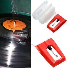Plattenspieler Humor 1 Pcs Schallplatte Magnetische Patrone Stylus Mit Lp Vinyl Nadel Zubehör Für Phonographen Plattenspieler Stylus New One