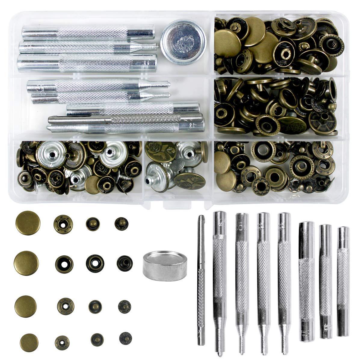 1//2 Length 100 Piece Box 18-8 Stainless Steel Semi-Tubular Rivet 1//2 Head Diam 1//4 Body Diam Truss Head Style