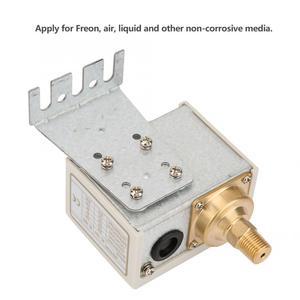 """Image 5 - Interruptor de Control de presión Eletronic para compresor de bomba de aire y agua, alta calidad, 24V ~ 380V, PT1/4"""""""
