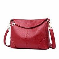 2019 женские сумки-мессенджеры женские мягкие натуральная кожа сумка на плечо Sac основной Винтаж сумки через плечо для Женская откидная сумка