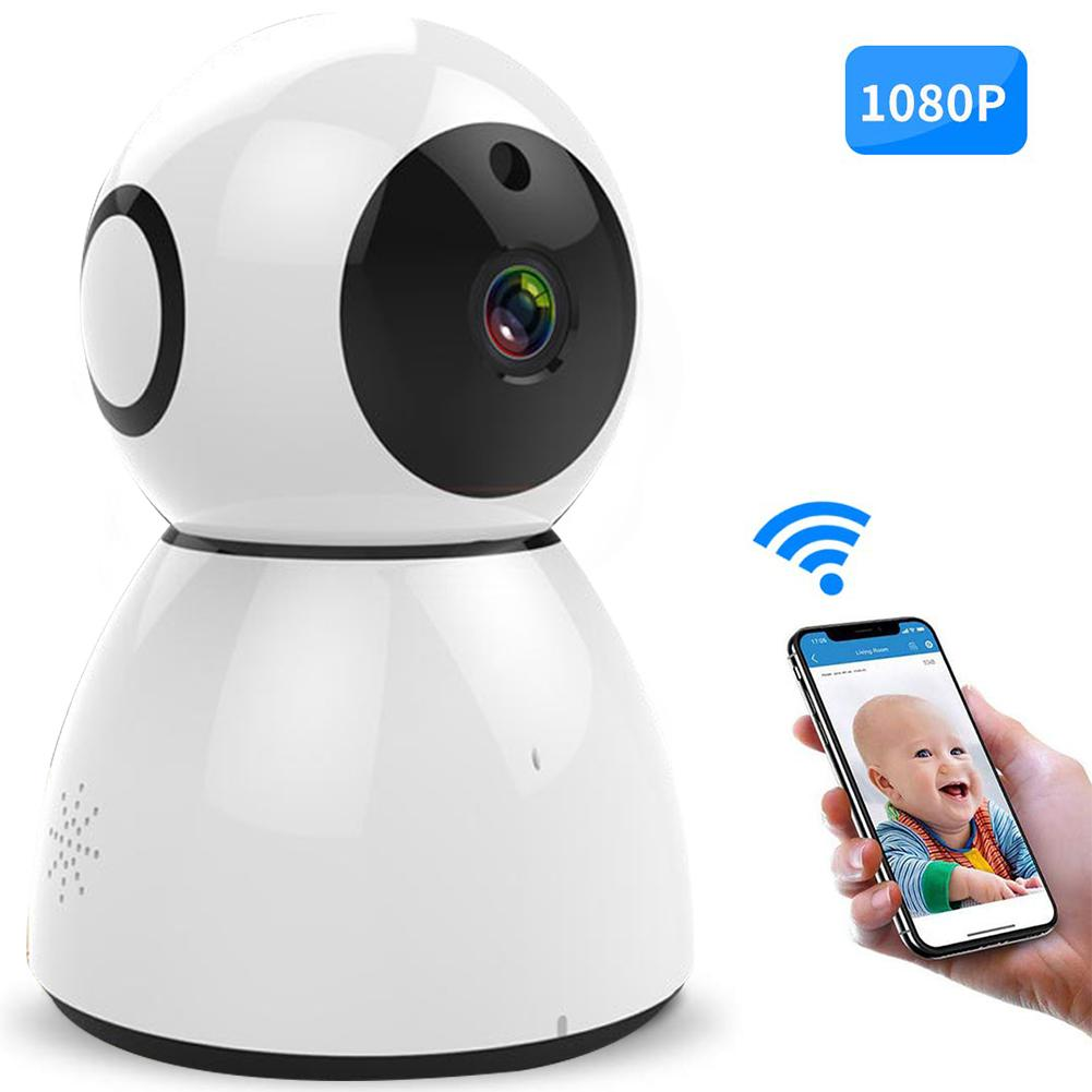 Ip-Camera Motion-Detection-Monitor Wifi Security 1080P Wireless FHD With For Pet/elder