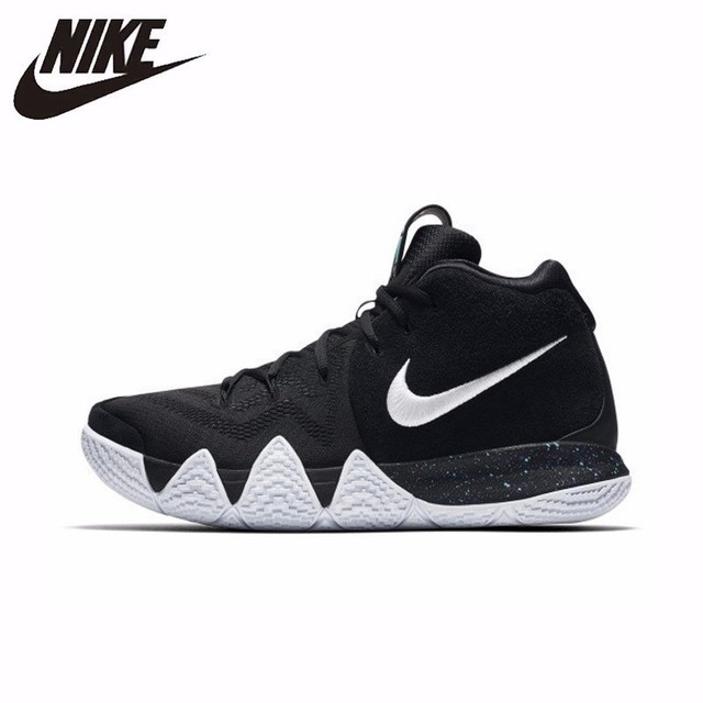 Nike New Arrival  Kyrie 4 Ep Men Basketball Shoes Original Sport Outdoor Hiking Sneakers #943807