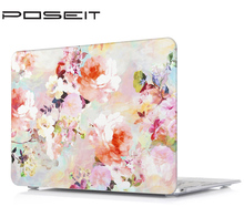 Marble Plastic Hard Case Laptop keyboard Cover For Macbook Pro 11 12 13 13.3 15 inch with/out Touch Bar