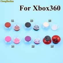 22 colors choose 2pcs controller Joystick Stick Cap Mushroom Head Rocker Caps Grip Cover for Microsoft Xbox 360 Controller