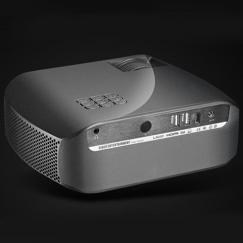 VIVIBRIGHT F10 LCD projecteur 1280x720 P 2800 lumens 300 pouces affichage divertissement à domicile vidéo projecteur 3D HD vidéo projecteur - 6