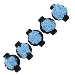 5 шт Вода фитиль набор крышек для салфетки для робота-пылесоса iRobot Braava 380 380 t 320 мяты 4200 4205 5200 5200C