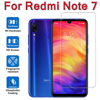 Tempered glass for Xiaomi Redmi Note 7 glass for Redmi Note 6 Pro 5 Note5 Plus note 4 screen protector protect glas 9H 2.5D Film image