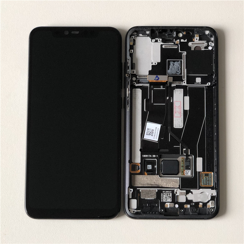 Cadre d'origine Axisinternational AMOLED LCD pour 6.21