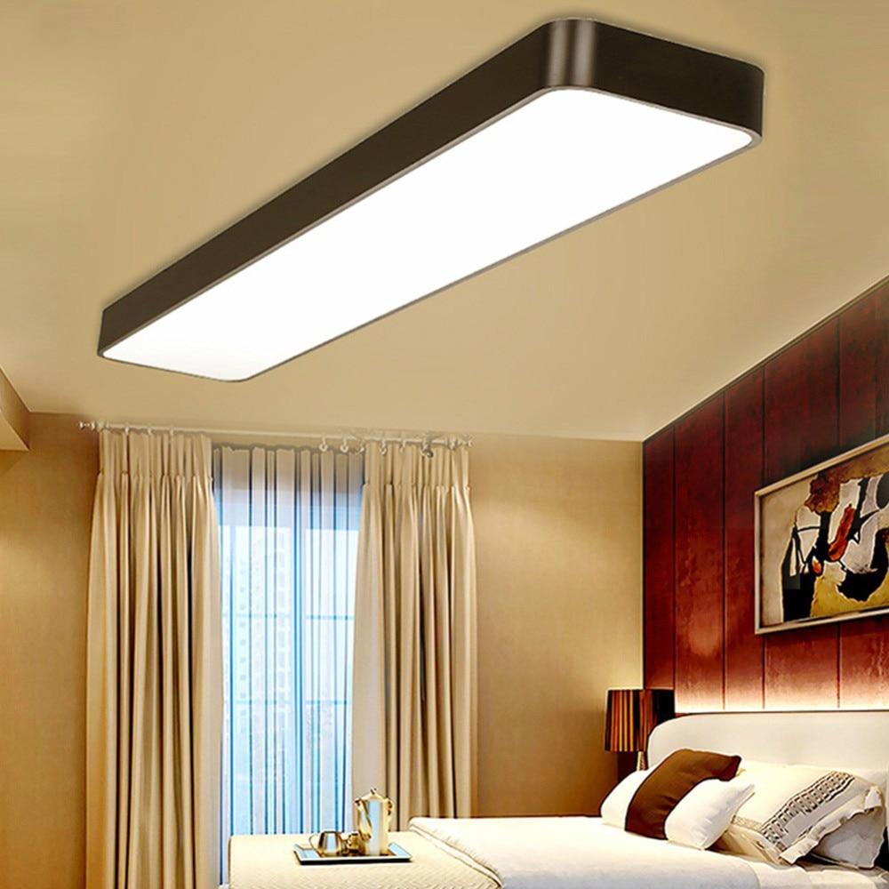 USA Stocked 65 Watt LED Covered Strip Lighting Indoor 8/' Eight foot DLC Premium