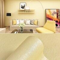 60cmx10m Solid Texture White Waterproof Self Adhesive Wallpaper For Bedding Living Room Modern Embossed Pink Vinyl Wall Paper