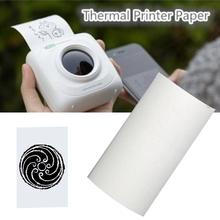 57x30 мм самоклеющиеся термонаклейки бумага для печати бумаги анг Фото Принтер