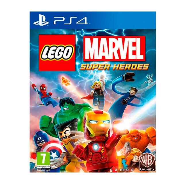 Игра для Microsoft Xbox One LEGO Marvel Super Heroes 2, русские субтитры