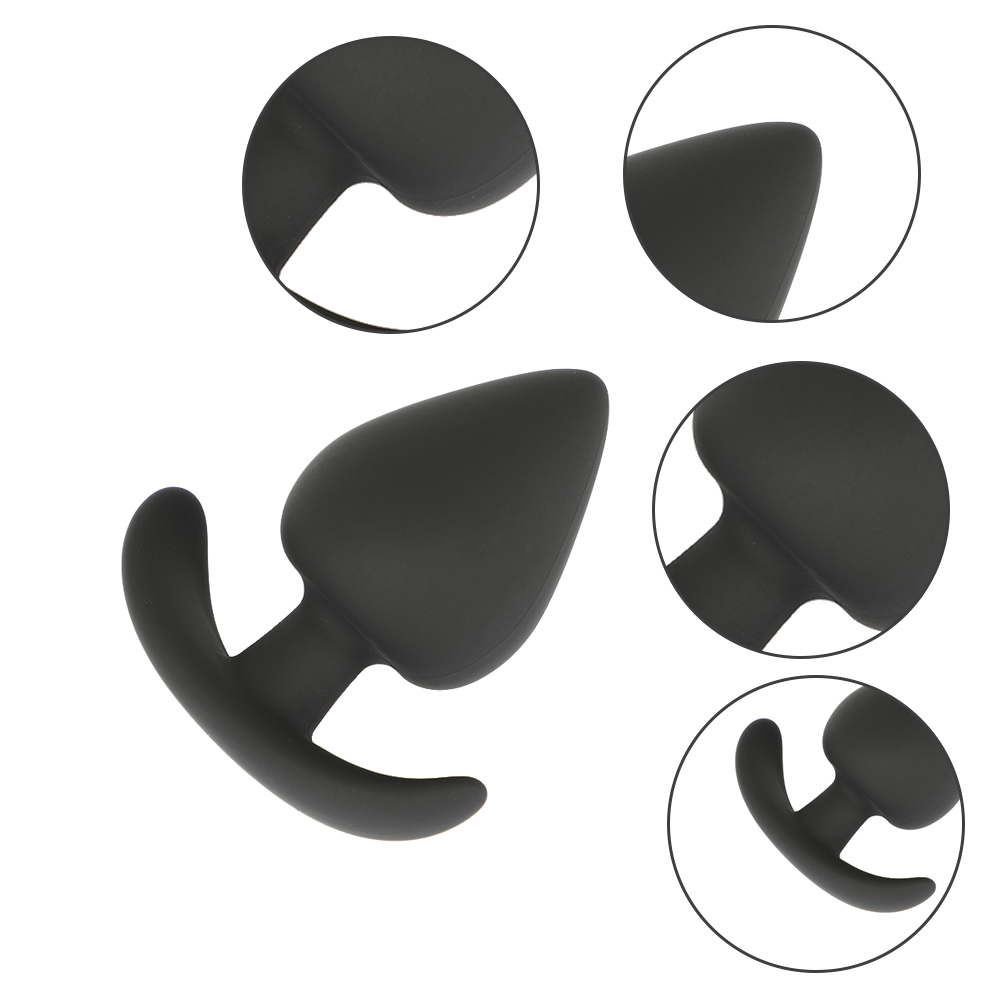 Anal Rotating Beads Butt Plug Anal Sex Toys For Men Women -7874