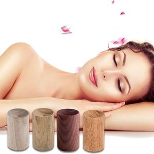 Essential Oil Diffused Wood Aromatherapy Diffuser Machine Air Refreshing Sleep Aid Essential Oils Spa DIY Tools Drop Ship TSLM1