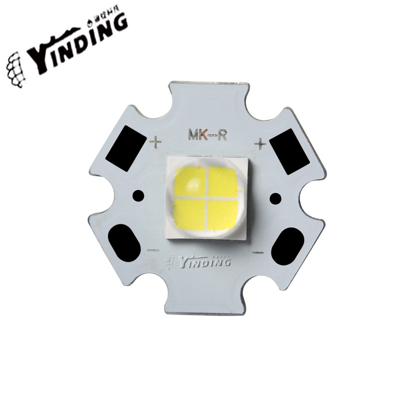 Cree XLamp XHP70 30W 6/12V High Power Flashlight Light Source Natural  White LED Emitter Chip Car Headlight Wick With Copper PCB
