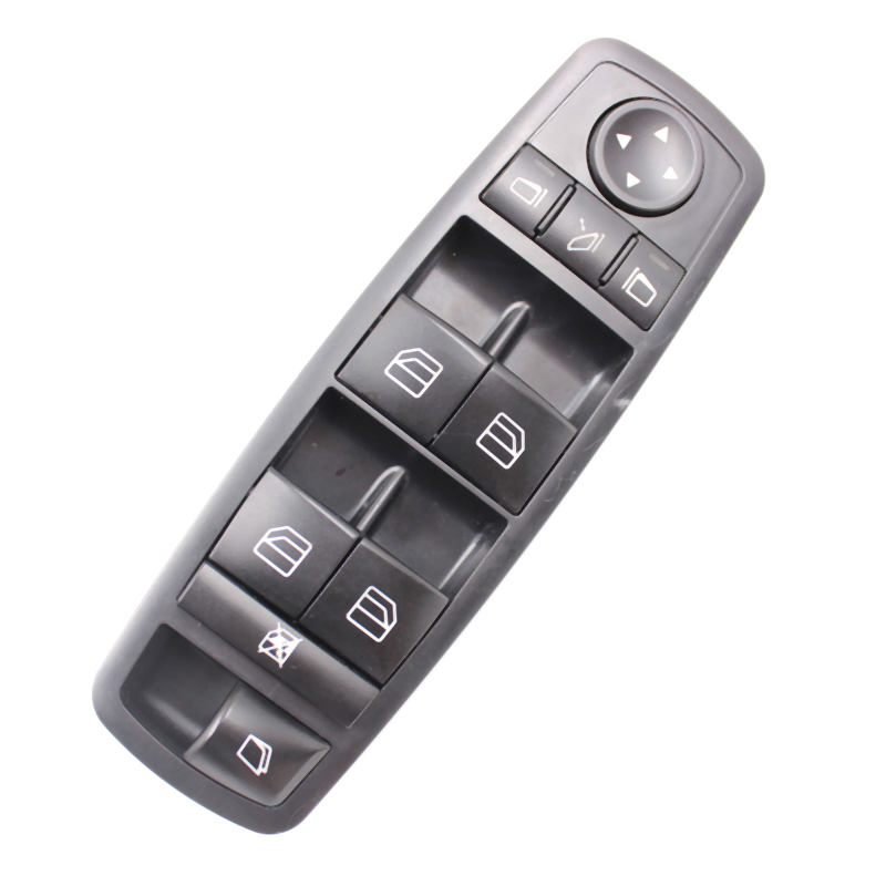 Car Window Master Switch For Mercedes Gl R Class Ml350 W251 X164 Gl450 R350 Oe 2518300590