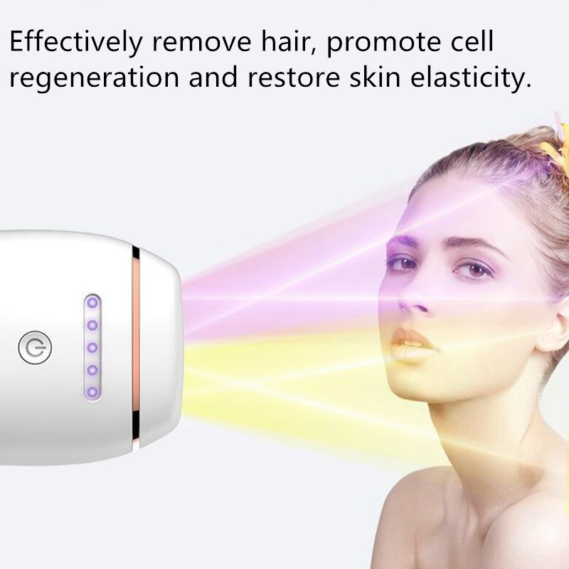 Image 5 - 300000 flash Laser Depilator IPL Epilator Permanent Hair Removal Touch Body Leg Bikini Trimmer Photoepilator For Women-in Epilators from Home Appliances