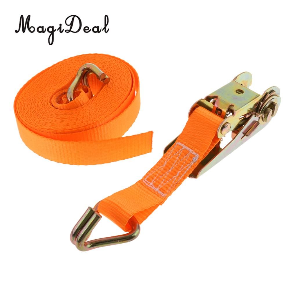 Cam Buckles Tie Down Straps 2 x 25mm 1.5 meter WHITE  endless Car Luggage straps