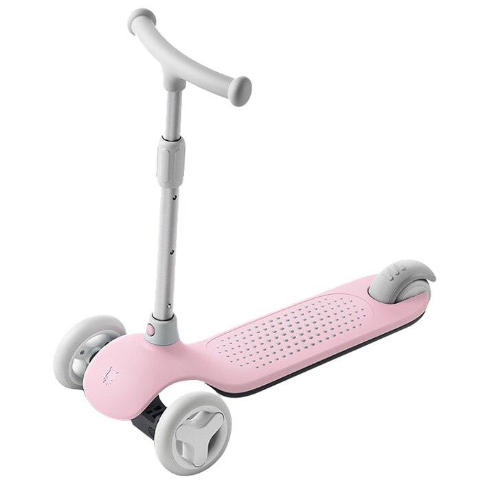 Xiaomi MiTU Scooter para 3-6 años de edad los niños equilibrado Scooter de protección incorporado espontánea de la lámpara de la luz de juguete deportes